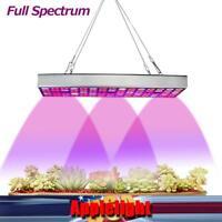 LED Grow Light for Indoor Plants Full Spectrum Panel Light Grow Lamp with IR&UV