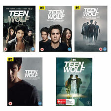 Teen Wolf SERIES COMPLETE SEASONS 1, 2, 3, 4, 5 & 6 part 1 NEW DVD SET