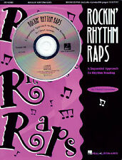 Rockin' Rhythm Raps By Cheryl Lavender - Book & CD
