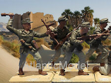 Britains 1/32 The German infantry African Korps