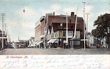 Skowhegan Maine 1908