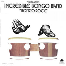 """The Incredible Bongo Band : Bongo Rock Vinyl 12"""" Album (2014) ***NEW***"""