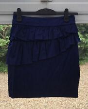River Island Ladies Royal Blue Skirt