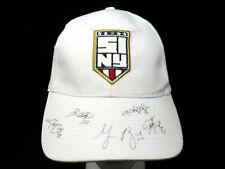2009 Staten Island Yankees Team Autographed Baseball Cap 5 Signatures MILB