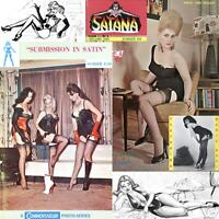 High Heels 3 Selbee 1965 corsets stockings Eric femdom Stanton e-books on CD