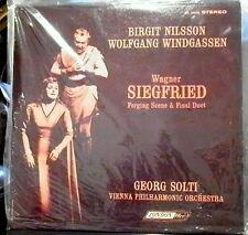 Wagner/Nilsson/Windgassen/Solti Siegfried - Forging Scene & Final Duet   London