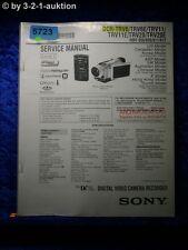 Sony service manual clés prévues trv6 trv6e trv11 trv11e trv20 trv20e Level 2 (#5723)