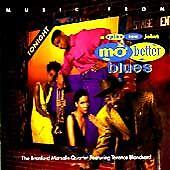 Music From Mo' Better Blues - Music CD - Branford Marsalis Quartet,Terenc -  199