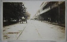 1910's~Rppc~Great St Scene~Colon~Panama
