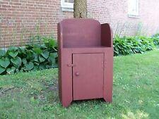 Primitive Handcrafted Cupboard (Maplefield)
