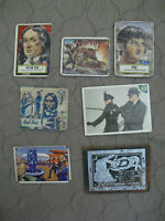 Lot of 7 1950s 60s Rough Nonsport Cards wiht High Bear Look n See More