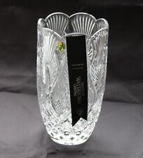 Waterford Peacock vase 25 cm EX DISPLAY
