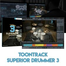 SUPERIOR DRUMMER 3 (2020) + ALL 18 EXPANSIONS - TOONTRACK (Windows)