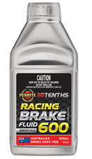 Penrite Racing Brake Clutch Hydraulic Fluid 500mL (Silicone Free)