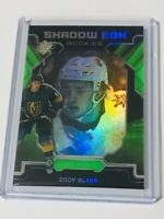 2019-20 SPX HOCKEY SHADOW BOX ROOKIES CODY GLASS S-CG GOLDEN KNIGHTS