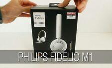 PHILIPS Fidelio M1 CUFFIE AUDIO per Musica in ALTA DEFINIZIONE 15~24.000 Hz.