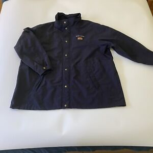 R.M Williams Stockyard - Waterproof Jacket - Size 3XB Relaxed Fit