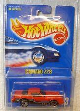 !! BARE METAL BASE !! 1991 HOT WHEELS CAMARO Z28 #33