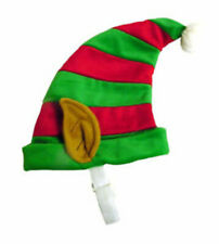 Christmas Elf Hat Medium Pet Dog Accessories