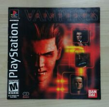 Countdown Vampires (Sony PlayStation 1, 2000) Discs & Manual Only! Fast Shipping