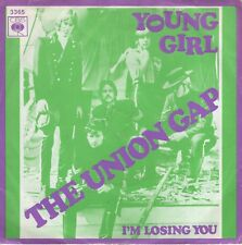 7inch THE UNION GAPyoung girl HOLLAND 1968 EX/WOC BACK  (S2422)