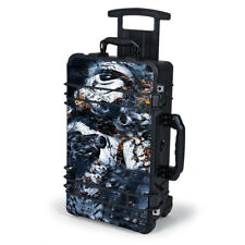 Skin Decal Wrap for Pelican Case 1510 / Crazy Storm Guy