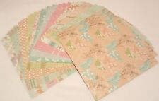 DOVECRAFT PRINCESS FAIRYTALE 6X6 PAPER PACK 36 SHEET TASTER PACK