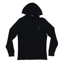 Polo Ralph Lauren Mens Pullover Hooded Waffle T-shirt S M L Xl Xxl New Nwt