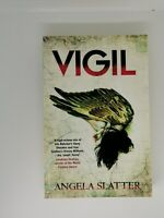 Vigil by Angela Slatter - Used Paperback book Free AU shipping