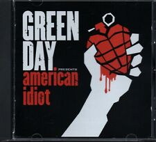 GREEN DAY - American Idiot - CD Album *Boulevard Of Broken Dreams*