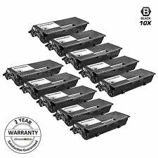 10pk TN650 for Brother TN-650 New High Yield Toner Cartridge MFC-8890DW Printer