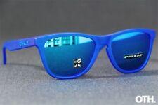 Oakley Frogskins Sunglasses OO9013-C755 X-Ray Blue W/ PRIZM Sapphire Lens