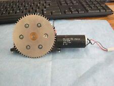 Maxon Model: 137488 DC Motor w/ Siemens: 00322513-01 Gear Assembly <