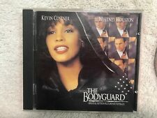 WHITNEY HOUSTON THE BODYGUARD KEVIN COSTNER ORIGINAL MOTION PICTURE CD ARISTA