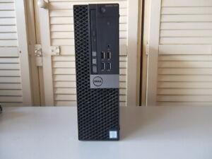 DELL OPTIPLEX 7040 SFF PC Core i5-6500 3.20GHz 8GB RAM 256 SSD WIN 10 PRO
