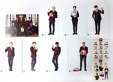 BTS Bangtan Boys SK Telecom Event Official Photo Post Card  Set Limited Edition