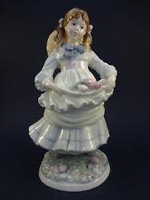 Coalport Figurine: Childhood Joys: Anniversary of NCH: Limited, Issued 1989