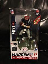Madden NFL 17 Tom Brady New England Patriots McFarlane Figure Target Exclusive