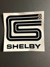 Vintage ORIGINAL 1960s Ford Shelby GT 350 / 500 Sticker RARE!! Awesome L@@K