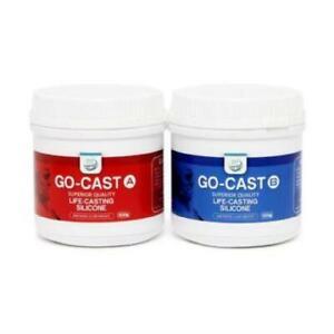 Go-Cast Lifecasting Silicone