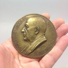 Henri DROPSY Médaille Bronze Dr. RAMADIER Hôpital Laënnec Lyon ARTHUS-BERTRAND