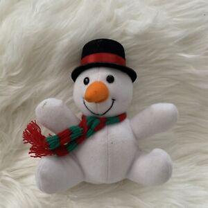 Vtg 1988 R Dakin Christmas FROSTY the SNOWMAN Stuffed Animal Plush toy