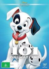 101 Dalmatians DVD Disney Classics 11 New Sealed Australia Region 4