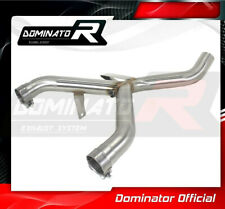 DE-CAT DECAT Cat Eliminator Down Pipe Exhaust DOMINATOR R1150GS