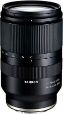 Tamron 17-70mm f/2.8 Di III-A VC RXD Lens for Sony E-Mount