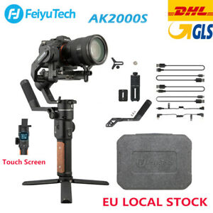 FeiyuTech AK2000S 3-Axis Handheld Stabilizer Gimbal Standard Kit for DSLR Camera