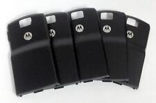 Motorola L7 SLVR Extended Battery Door - Black (Lot of 5)