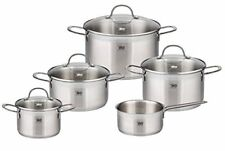 ELO Top Collection 18/10 Stainless Steel Kitchen Induction Cookware Pots