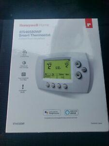 NIB Sealed HONEYWELL Smart Thermostat RTH6580WF