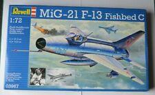 Revell Mig 21 F-13 Fishbed C 1/72